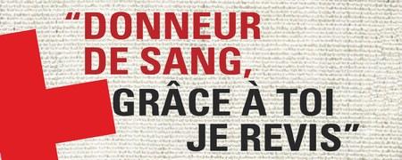 Croix-Rouge : dons de sang